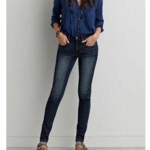 American Eagle Stretch Skinny Jeans LIKE NEW